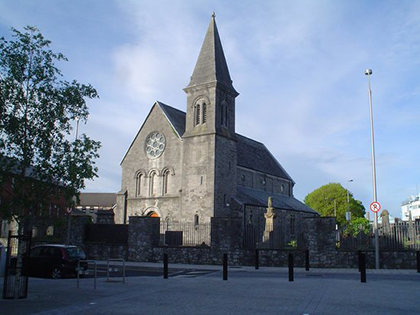 St John's Church/Dance Limerick performance venue